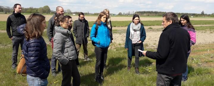 Gesellschaftliche Transformation und Landwirtschaft – Besuch am ZALF